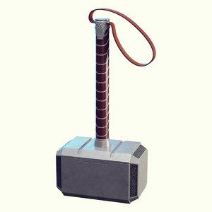 hammer thor 3D