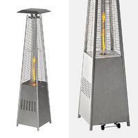 Hanover Modern Pyramid Propane Patio Heater