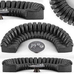 sede sofa 2 model