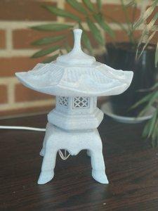 3D rokkaku yukimi print