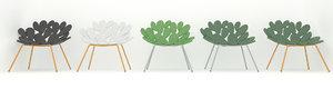 chair filicudi armchair 3D