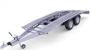 3D model car parts