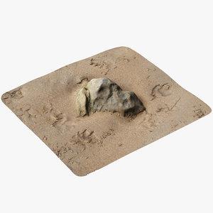 rock beach model