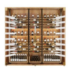 3D high-quality wine cabinet