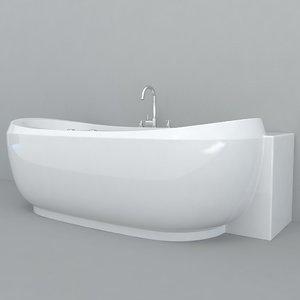 toilet 3d 3D model