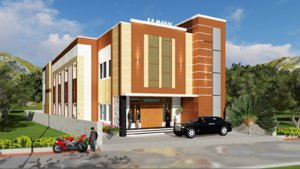 3D marriage hall community
