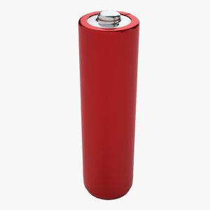 3D aa battery