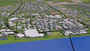 3D denver city