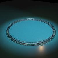 8M truss circle H30 / 290