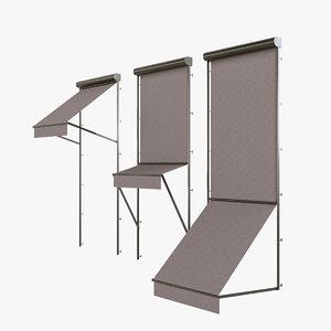markisolette blinds model
