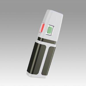 3D star generation scanner