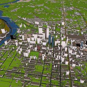 philadelphia city model