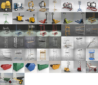Industrial Giga Set 52 objects