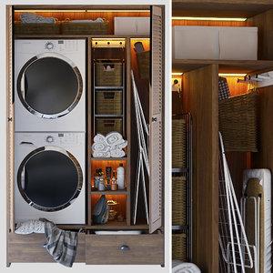 laundry model