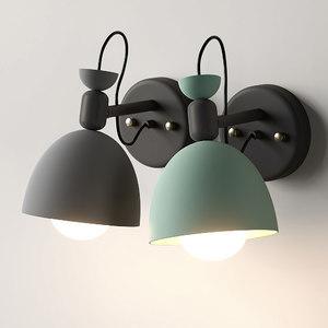 3D wall light tiffani