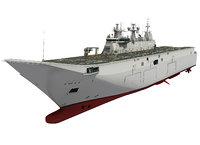 HMAS CANBERRA AUSTRALIAN LHD