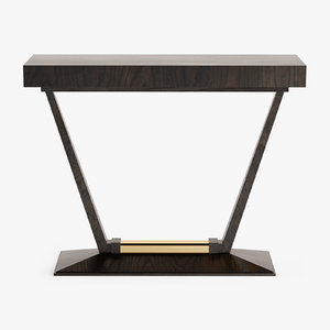 theodore theirry console table 3D