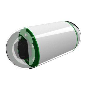 medicine pills 3D model