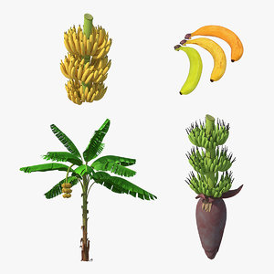 bananas 2 3D