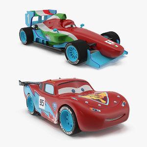 toys car 3D model