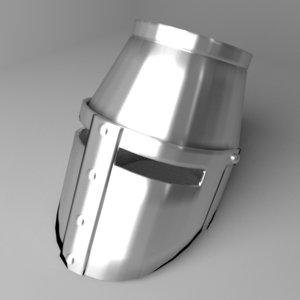 great helmet 3D