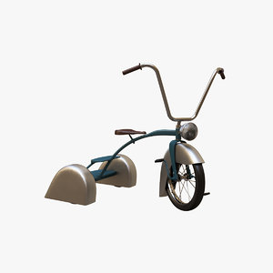 tricycle v1 3D