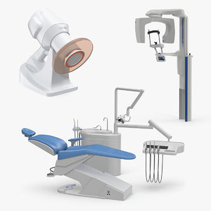 dental equipment 2 model