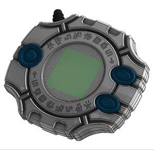 3D digivice digimon -