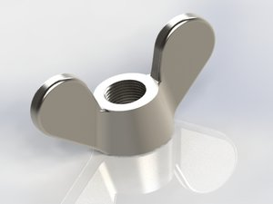 3D nut