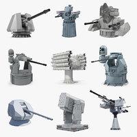 Deck Guns Collection 3