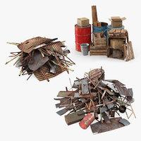 Industrial Debris Collection