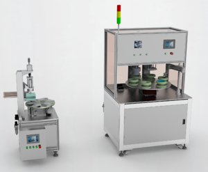 3D model n95 mask sealing machine