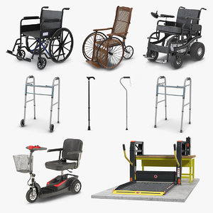 mobility aids 4 model