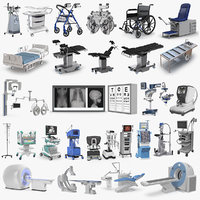 Medical Equipment Collection 6