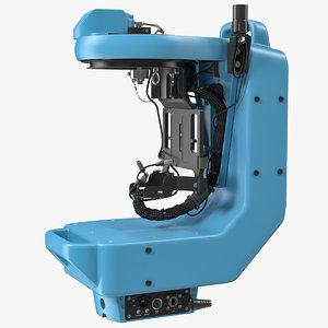 3D remote control robotic camera