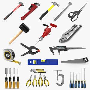 3D tools 7 model