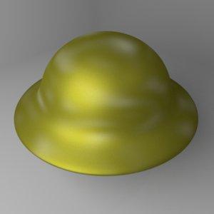 3D m1917 helmet