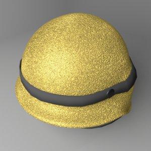 spectra helmet 3D