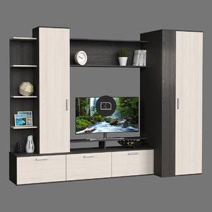 tv cabinet praha model