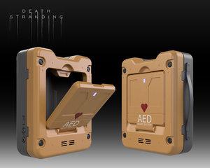 3D heartman heart model