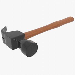 hammer wood model