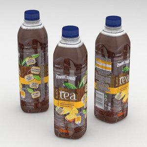 ice tea beverage model