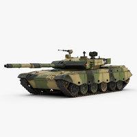 Type 99 Chinese Tank