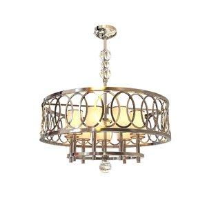 3D rancho mirage chandelier