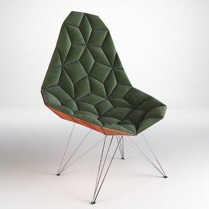 3D jsn chair