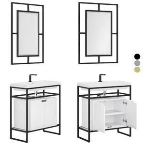 furniture boston 80 james 3D