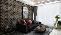 Living Room Interior Scene