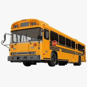 school bus 2000 model