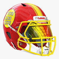 Riddell speed helmet
