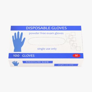 3D disposable gloves box 1